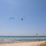Locals Salento kitesurf - Spot Torre San Giovanni 1