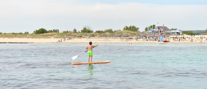 Locals Crew Open Day 2015 - SUP Race 12