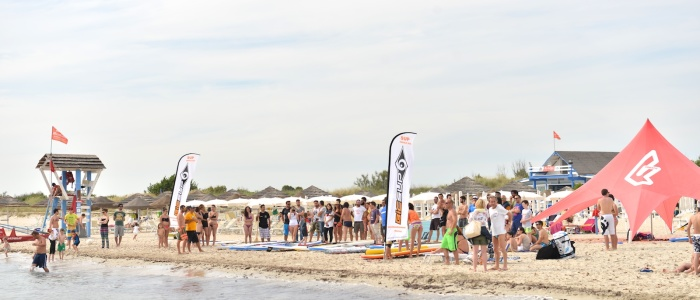 Locals Crew Open Day 2015 - SUP Race 14