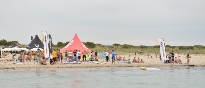 Locals Crew Open Day 2015 - SUP Race 19