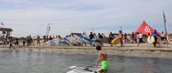 Locals Crew Open Day 2015 - SUP Race 23