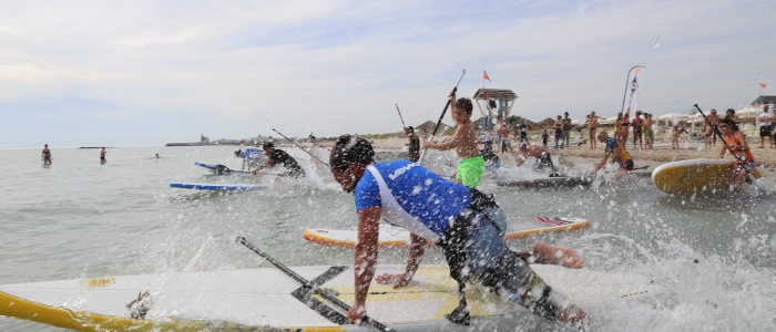 Locals Crew Open Day 2015 - SUP Race 24