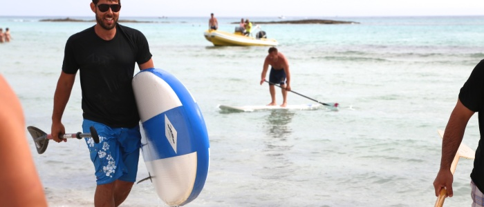 Locals Crew Open Day 2015 - SUP Race 28