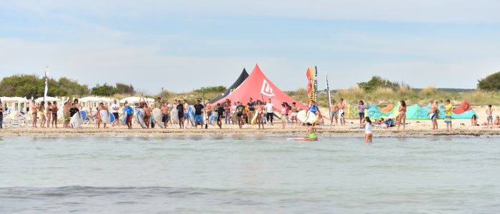 Locals Crew Open Day 2015 - SUP Race 3