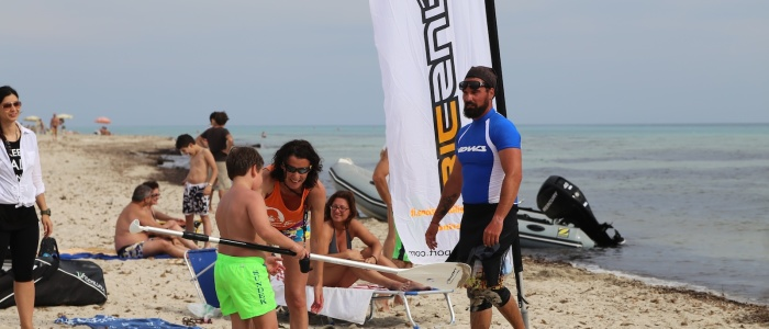 Locals Crew Open Day 2015 - SUP Race 30