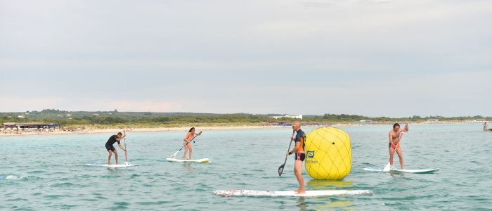 Locals Crew Open Day 2015 - SUP Race 9